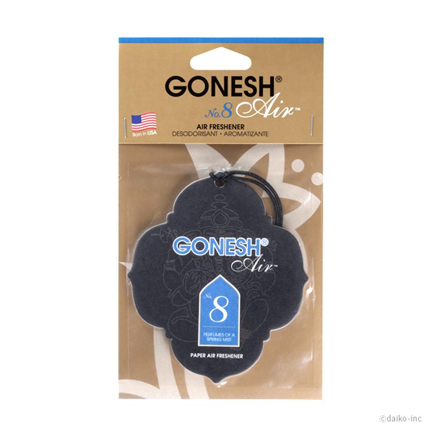 <商品情報>「GONESHペーパーエアフレッシュナー」リニューアルのお知らせ