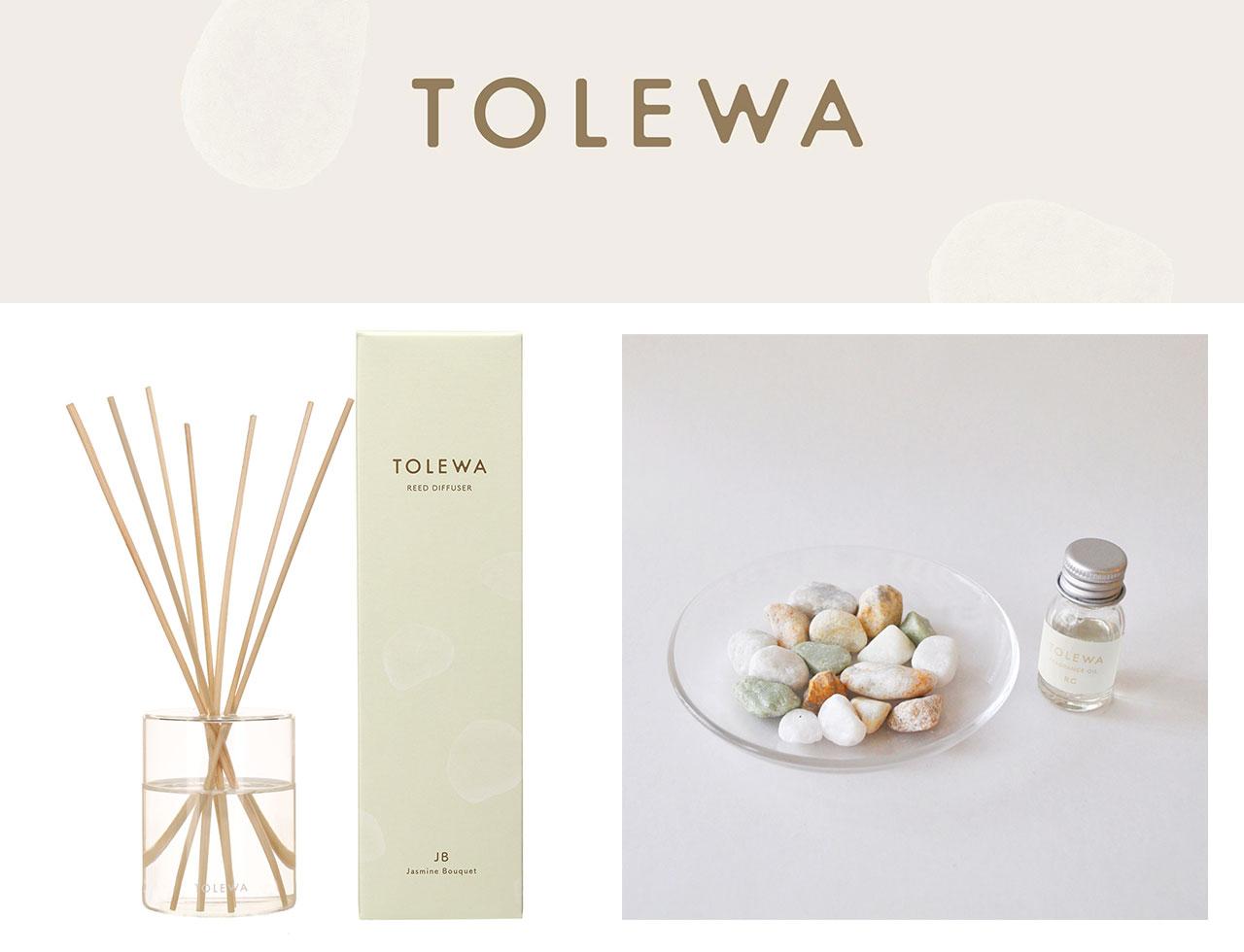 <商品情報>「TOLEWA(トレワ)」新発売のお知らせ
