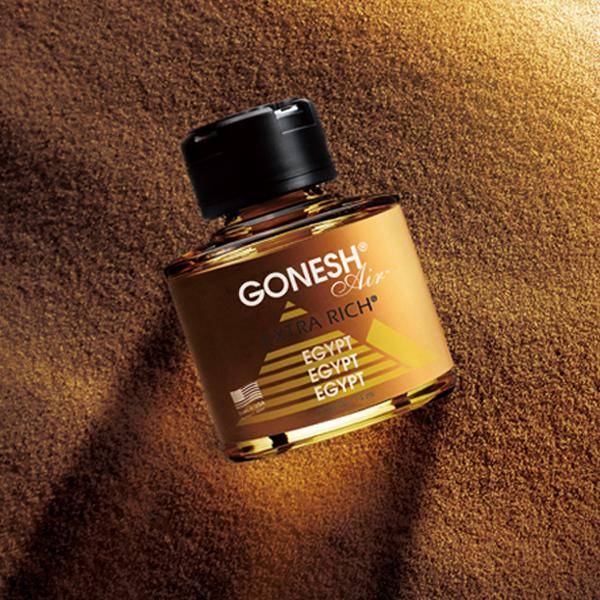 <商品情報>「GONESH」EGYPT(エジプト)新発売のお知らせ